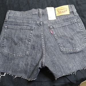 Levi's Shorts - Levis, Nwt high rise shorts